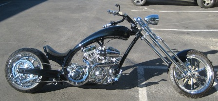 Great Steroid Chopper For Sale! Click Here For More Info