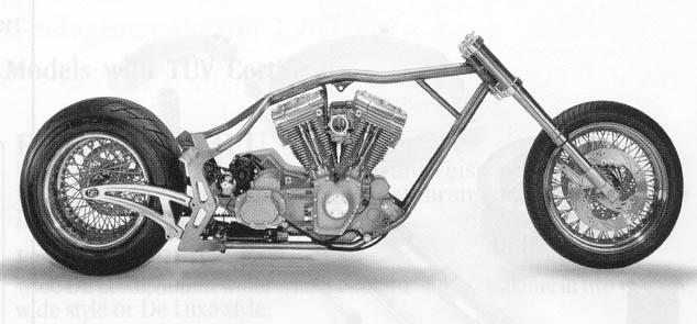 SculptureCycles.com-European Custom Parts For Harley Davidson